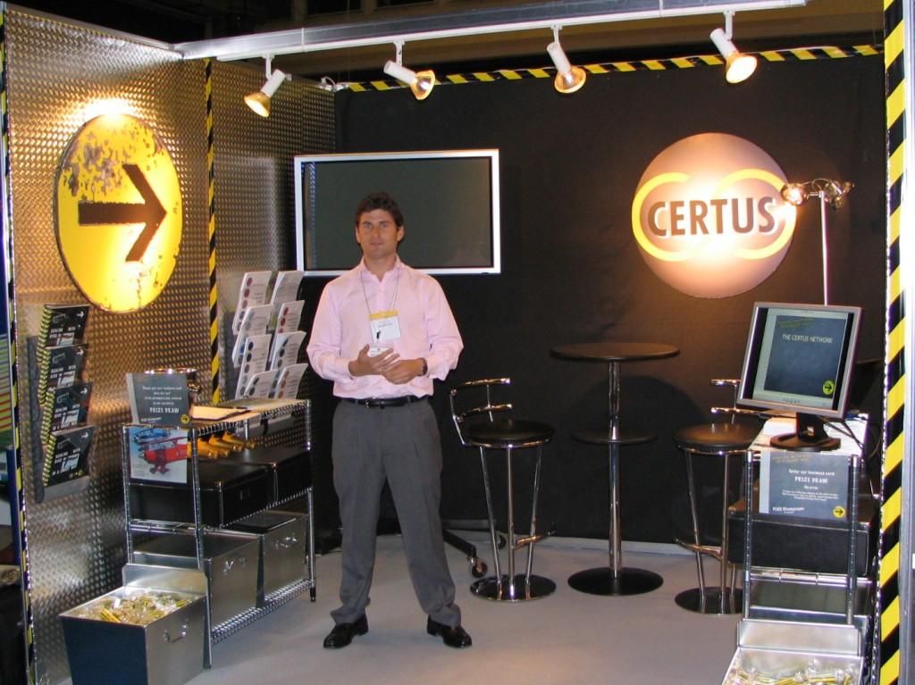 Certus_AIRMICStand2005