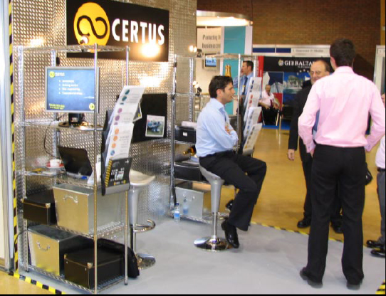 Certus_AIRMICstand2006