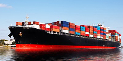ContainerShip(123)