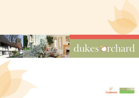 East Hendred - Dukes Orchard